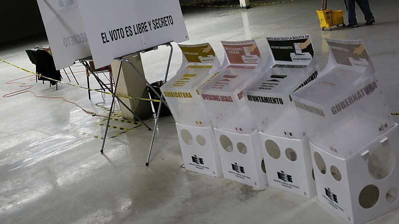 Hora América - México celebra las elecciones más grandes de su historia el 6 de junio - 03/06/21 - escuchar ahora