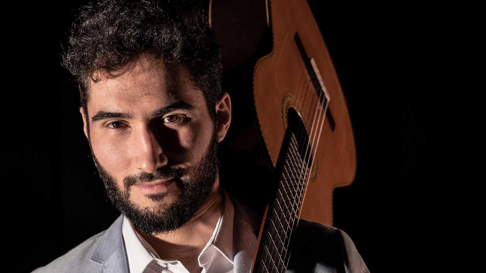 Javier García Verdugo o la guitarra transversal  - escuchar ahora