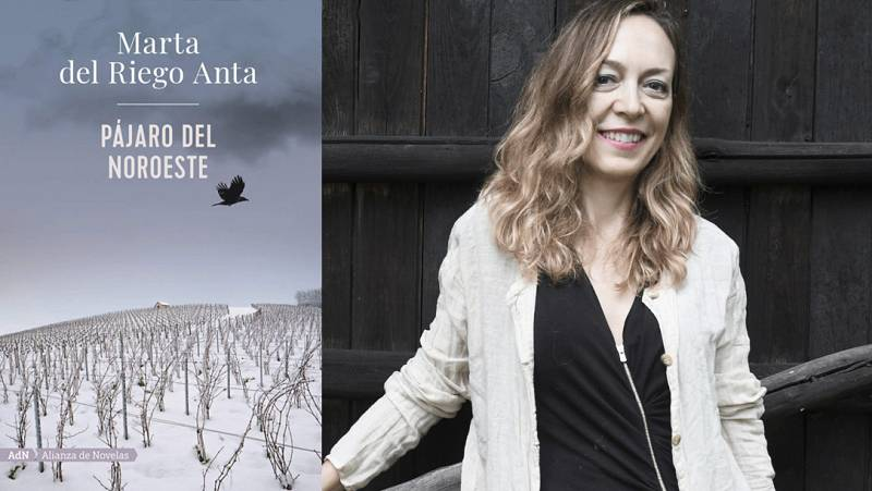 Punto de enlace - 'Pájaro del noroeste', la nueva novela de Marta del Riego - 04/06/21 - escuchar ahora