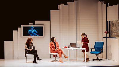 Las mañanas de RNE con Pepa Fernández - Natalia Millán protagoniza 'El Mensaje' en el Teatro Lara - Escuchar ahora