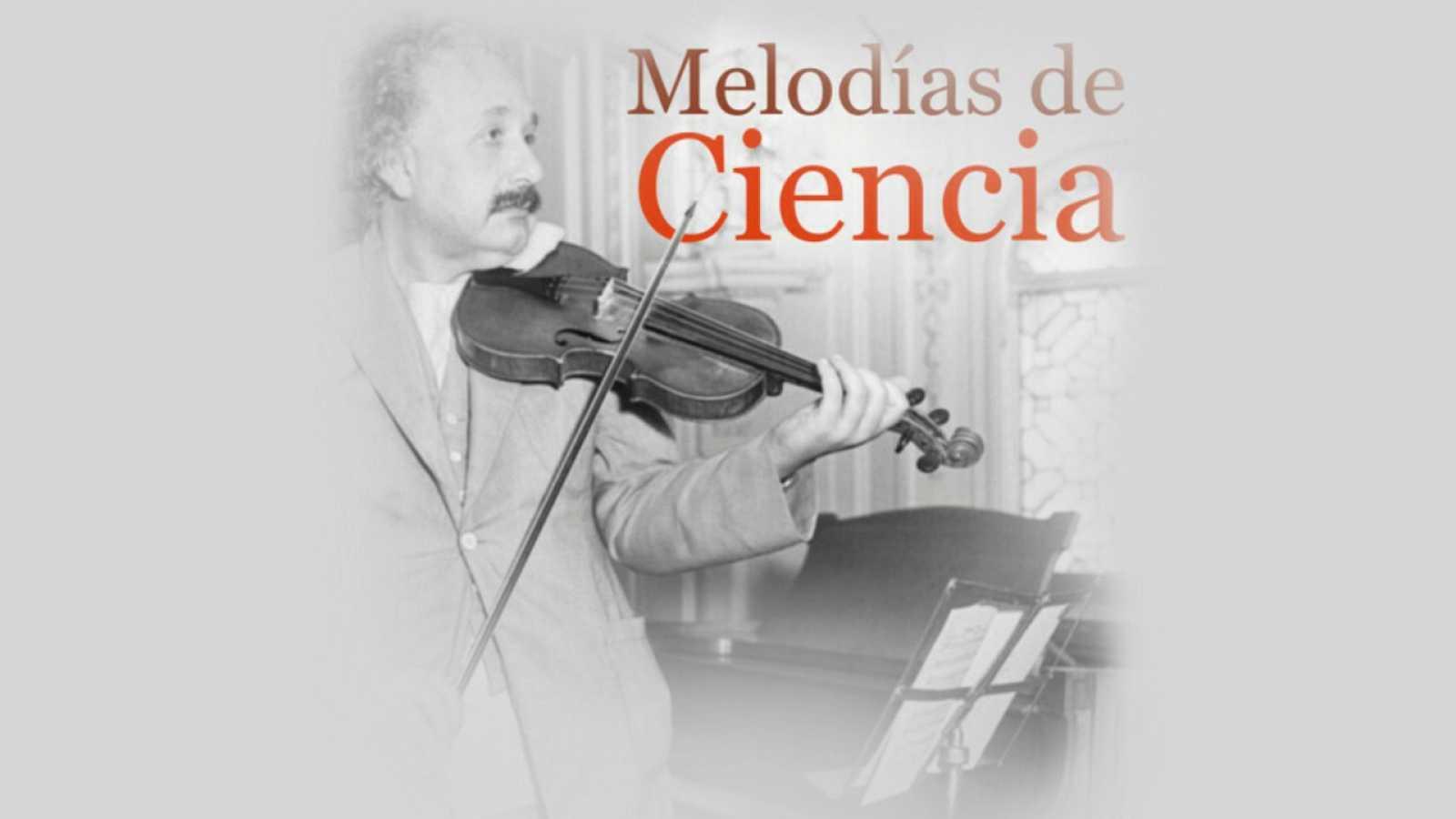Pedro Ruiz Castell - 'Melodías de ciencia' - escuchar ahora