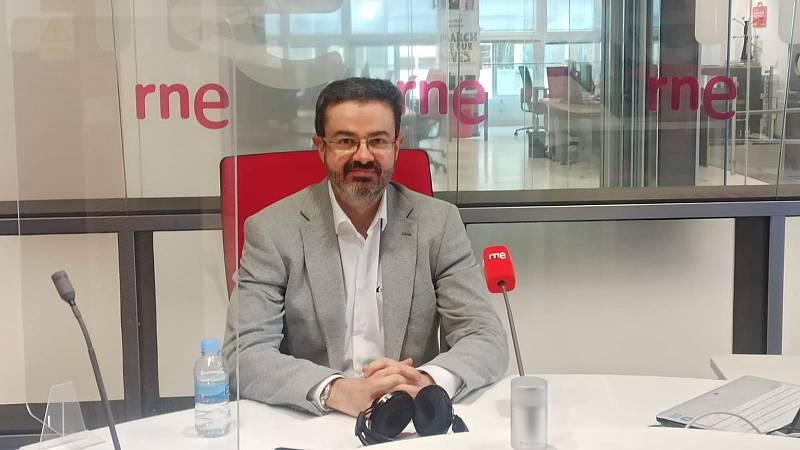 No es un día cualquiera - Miguel López - Ciberseguridad - Café de las 9 - 06/06/21