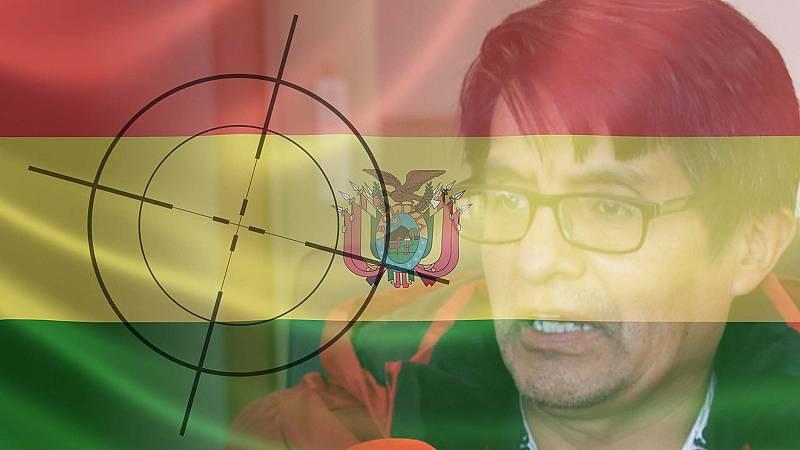 Vivir para contarla - Juan José Toro, Bolivia. Capítulo 5 - Escuchar ahora