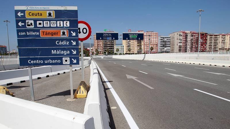 14 horas - El impacto económico en Algeciras de la cancelación de la  'operación Paso del Estrecho' - Escuchar ahora