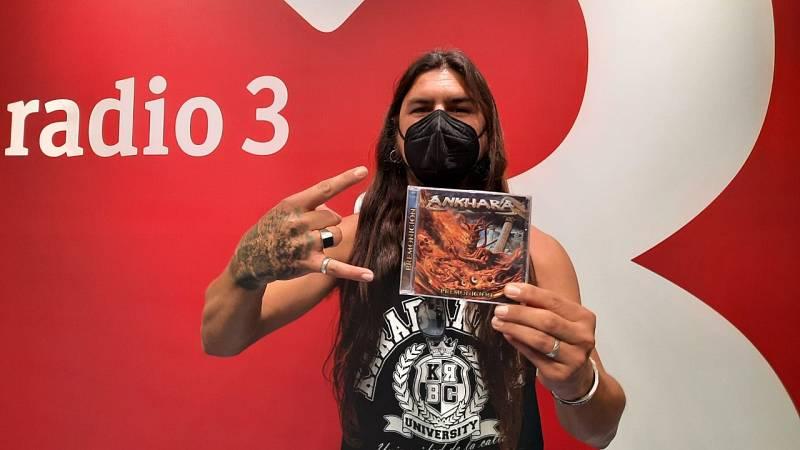 El vuelo del Fénix - Rhapsody of fire y entrevista Ankhara - 07/06/21 - escuchar ahora