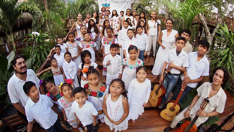 Hora América - Fundación Paax in Há para fortalecer la identidad cultural de la población maya - 10/06/21 - escuchar ahora
