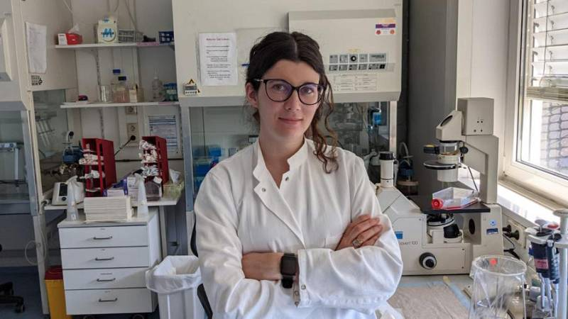 Punto de enlace - Anna Salamero investiga en Alemania las metástasis cerebrales - 08/06/21 - escuchar ahora