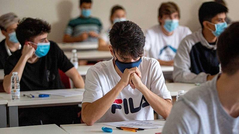 40.000 estudiants afronten les PAU