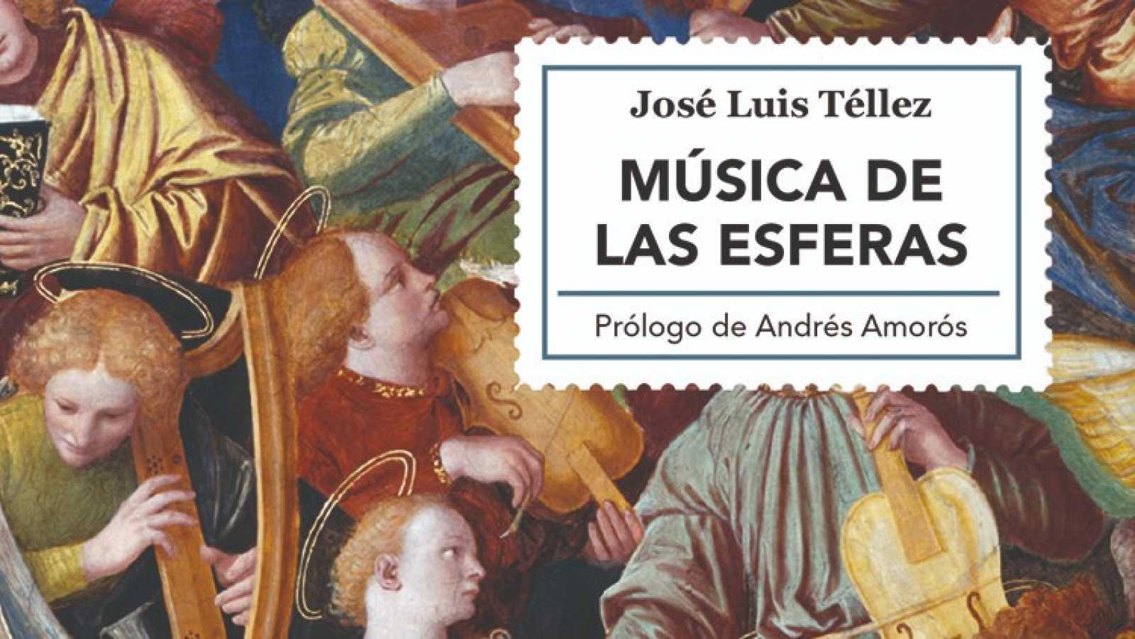 José Luis Tellez - 'Música de las esferas' - escuchar ahora