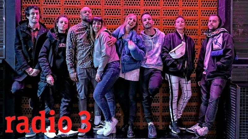 En Radio 3 - El Bloque - 12/06/2021 - ESCUCHAR AHORA