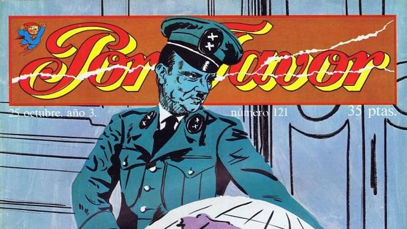 """El ojo crítico - """"La satírica transición"""" - 08/06/21 - escuchar ahora"""