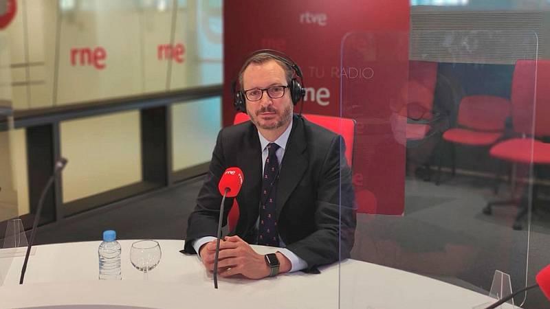 """Las mañanas de RNE con Íñigo Alfonso - Maroto (PP): """"Sánchez es el tonto útil, políticamente hablando, del independentismo"""" - Escuchar ahora"""