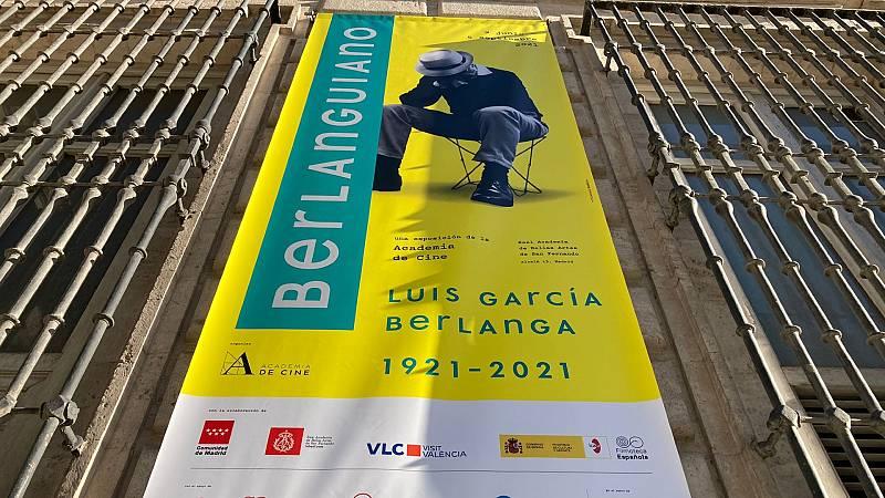 14 horas - 'Berlanguiano'', 100 años del genio - Escuchar ahora