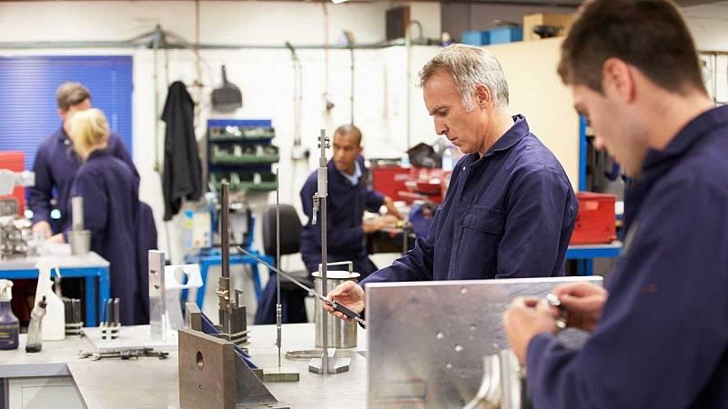14 horas - La reforma de la FP favorecería el acceso al mercado laboral, según los expertos - Escuchar ahora