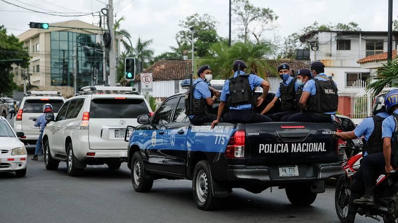 14 horas - Nicaragua: la policía ha detenido a cuatro opositores candidatos a la presidencia - Escuchar ahora