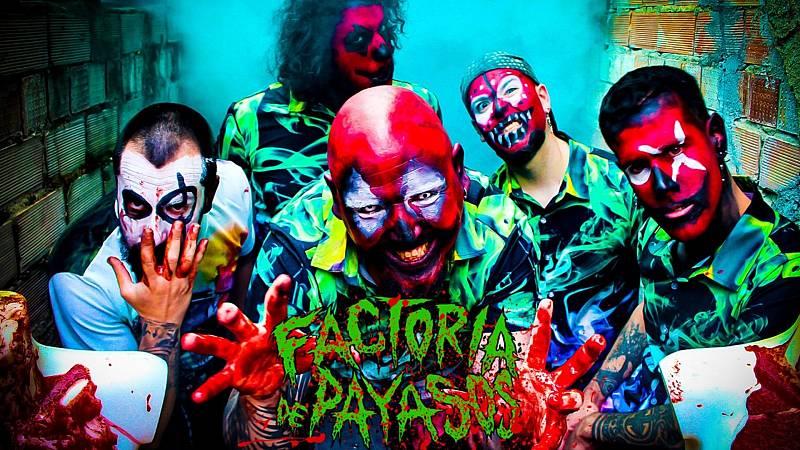 El vuelo del Fénix - Factoría de Payasos y Burning Point - 09/06/21 - escuchar ahora