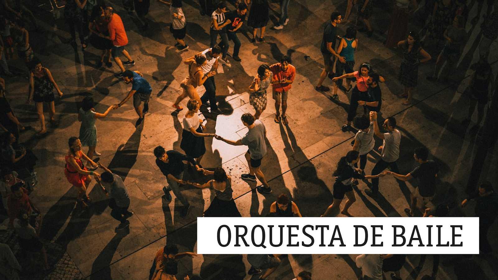 Orquesta de baile - Folk Barber Style.Chris Barber 1965 - 10/06/21 - escuchar ahora