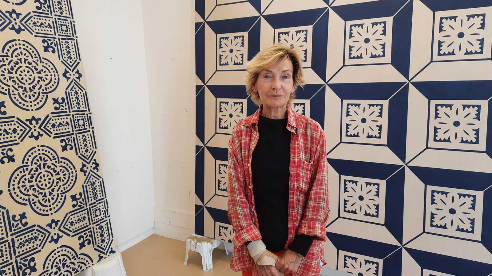 El gallo que no cesa - Femenino singular: Soledad Sevilla, vocación por la pintura - Escuchar ahora