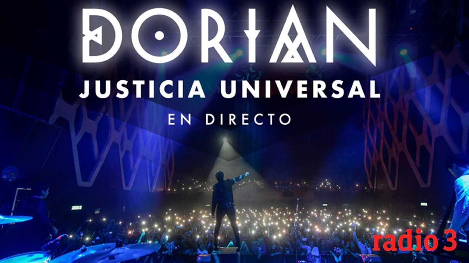 Hoy empieza todo con Ángel Carmona - Docu Dorian y Desde el país de los blancos - 10/06/21 - escuchar ahora