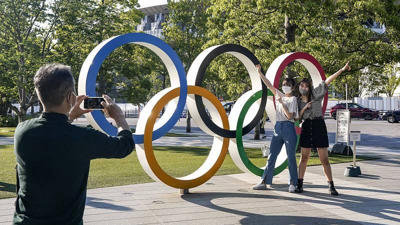14 horas - Tokio 2020: cómo hablar con propiedad de los Juegos Olímpicos - Escuchar ahora