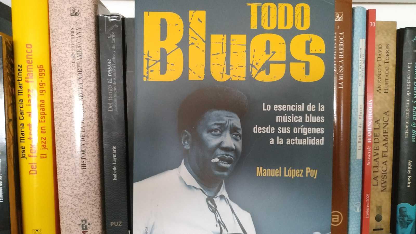 Tapiz sonoro - Todo Blues I - 10/06/21 - escuchar ahora