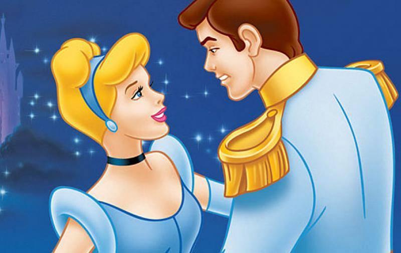 De boca a orella - Parelles Disney