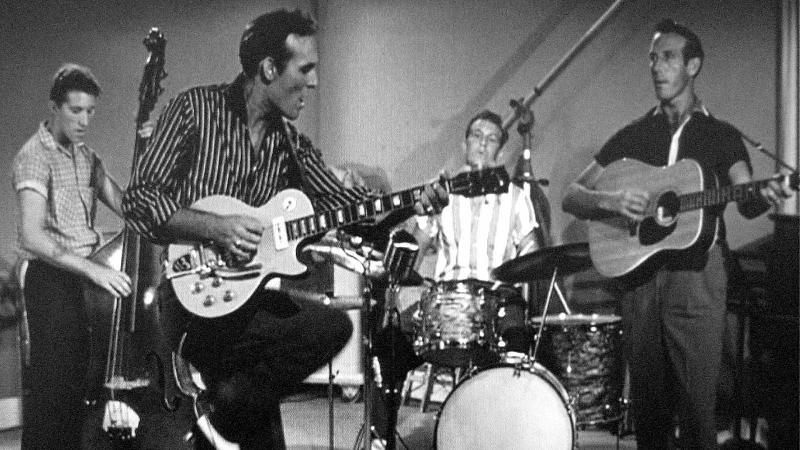 El sótano - Alternatively; Carl Perkins, Jerry Lee Lewis, Billy Riley,... - 10/06/21 - escuchar ahora