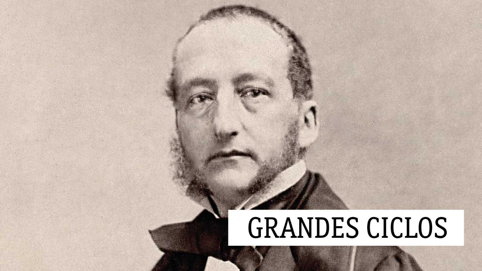 """Grandes ciclos - S. Thalberg (IV): """"El primer pianista en el mundo"""" - 10/06/21 - escuchar ahora"""