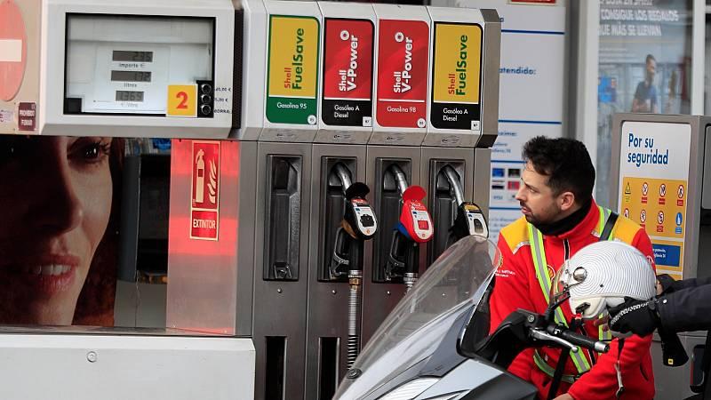 14 horas - Los combustibles, responsables del repunte de la inflación - Escuchar ahora