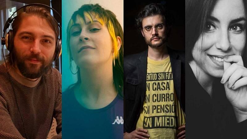 Utopias - Millennials, la etiqueta más nombrada - 13/06/21 - escuchar ahora