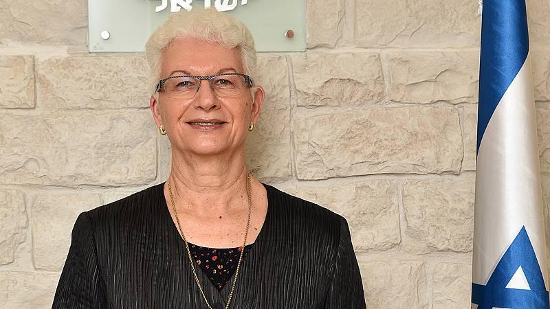 Emisión en sefardí  - Entrevista a la embajadora de Israel en España - 13/06/21 - escuchar ahora