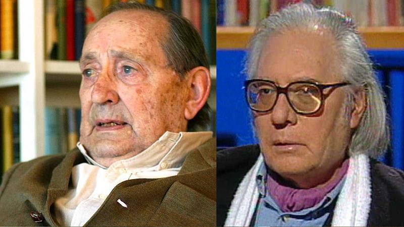 Punto de enlace - Delibes y Umbral, la amistad de dos gigantes - escuchar ahora