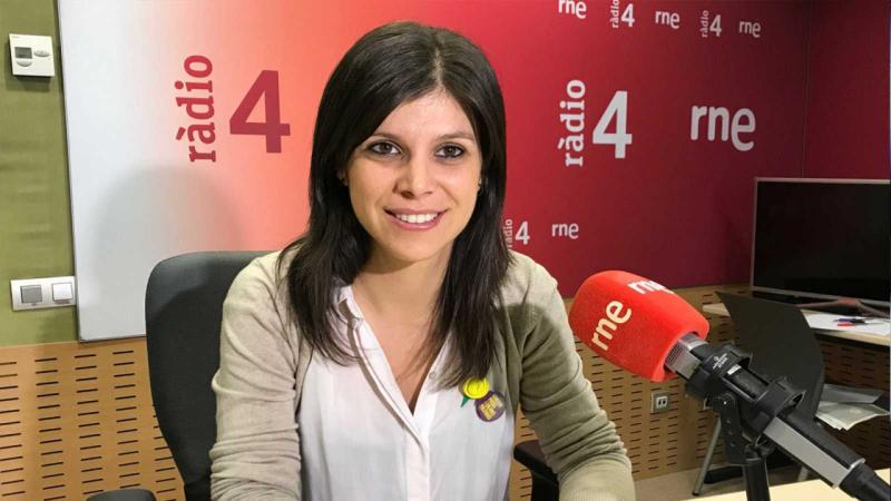 """24 horas - Marta Vilalta, ERC: """"Si están convencidos con los indultos, que no especulen"""" - Escuchar ahora"""