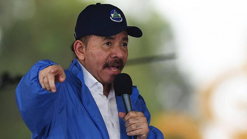 Hora América - Sigue la detención de opositores al régimen de Daniel Ortega en Nicaragua - 14/06/21 - escuchar ahora