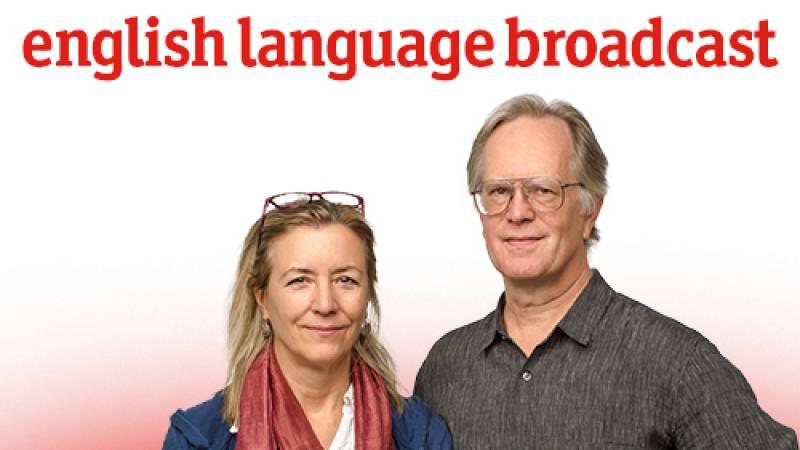 English Language Broadcast - Diggin' that DXing - 15/06/21 - escuchar ahora