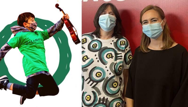 Artesfera - DaLaNota presenta 'Orquestando en común: una infancia que late' - 15/06/21 - escuchar ahora