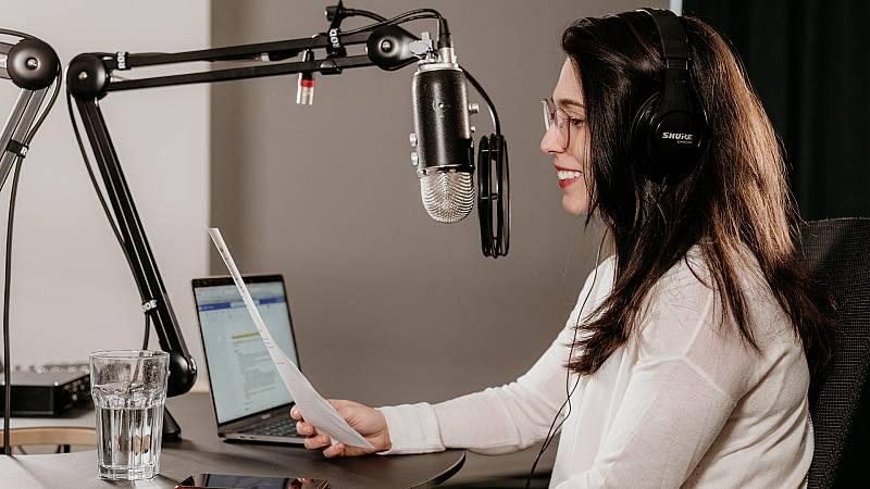 Punto de enlace - Eva Garmendia, especialista en antibióticos en Suecia - 15/06/21 - escuchar ahora