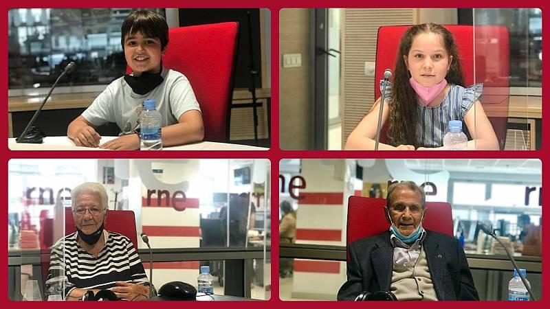 Gente despierta - Viejales y Zagales hablan de Redes Sociales15/06/21