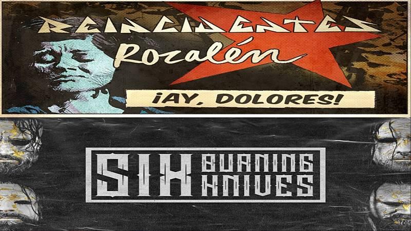 El Vuelo del Fénix - Reincidentes con Rozalén y Six Burning Knives - 15/06/21 - escuchar ahora