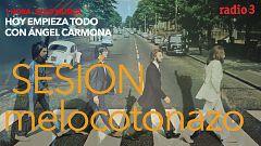 Hoy empieza todo con Ángel Carmona - #SesiónMelocotonazo: Beatles, The Thing Things, Morgan... - 16/06/21