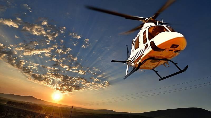 Gente despierta - Cosas de la vida - Otra manera de ver el mundo, desde un helicóptero - Escuchar ahora