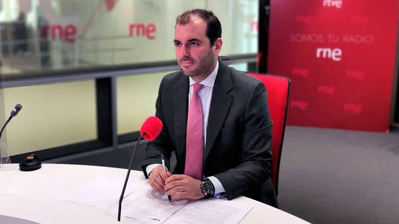 """Las mañanas de RNE con Íñigo Alfonso - Luis Socías, CEOE: """"Hay que acercar a las empresas a la Administración para que puedan pedir las ayudas europeas"""" - Escuchar ahora"""