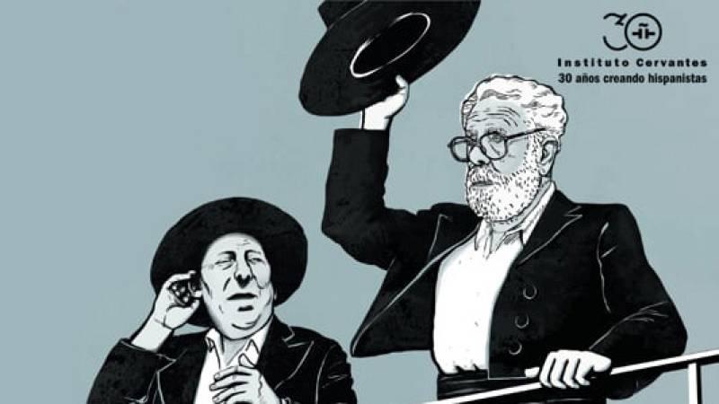 Punto de enlace - El Instituto Cervantes en el Año Berlanga - 16/06/21 - escuchar ahora