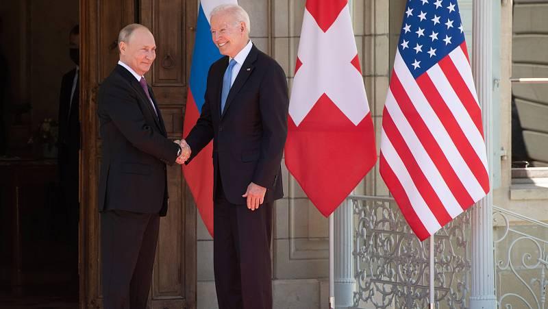 14 horas - La cordial enemistad entre Rusia y EE.UU. - Escuchar ahora