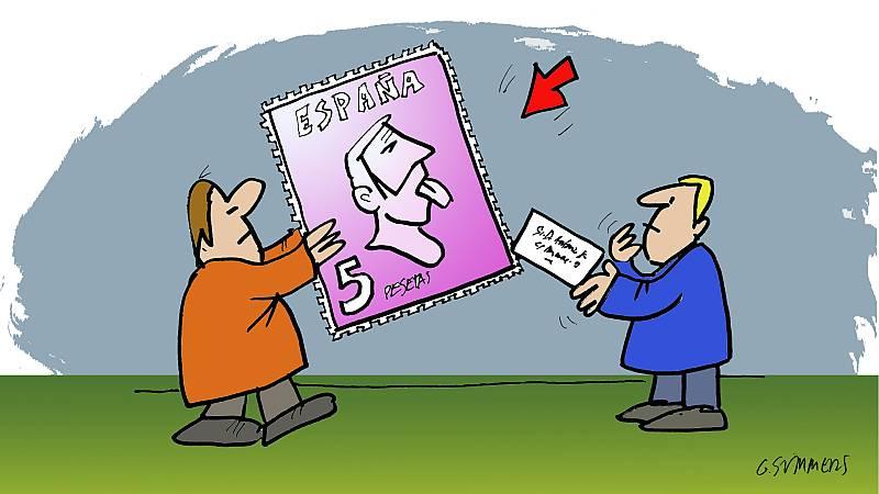 ¡Pero que invento es esto! - El sello y la increíble estafa de las cartas falsificadas - Escuchar ahora