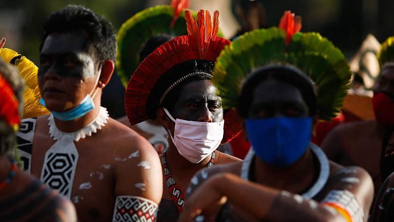 Cinco continentes - Indígenas: a la espera del perdón de Canadá - Escuchar ahora