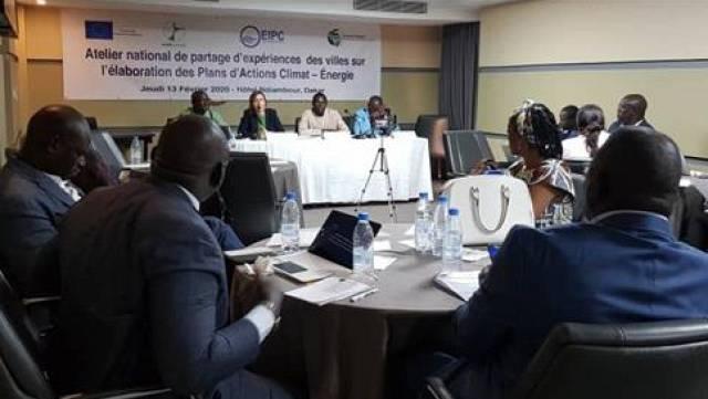 Pacto de los Alcaldes en África Subsahariana