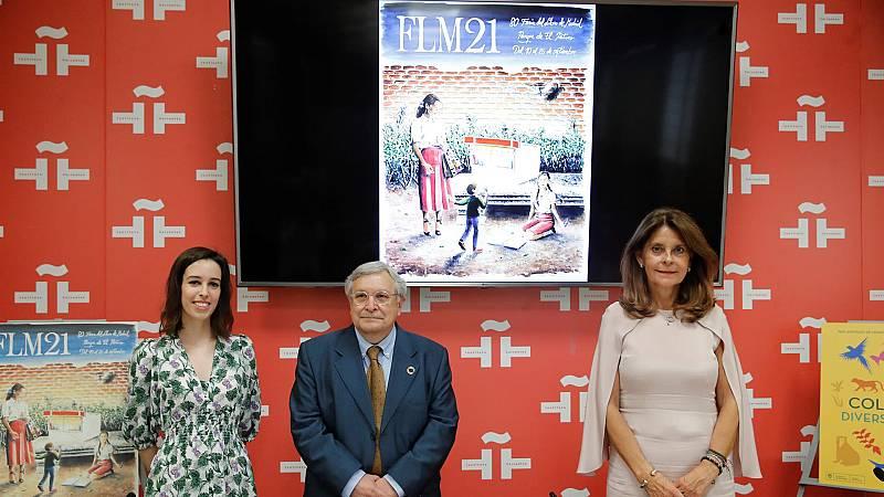 Hora América - Colombia, país invitado de honor de la Feria del Libro de Madrid 2021 - 16/06/21 - escuchar ahora