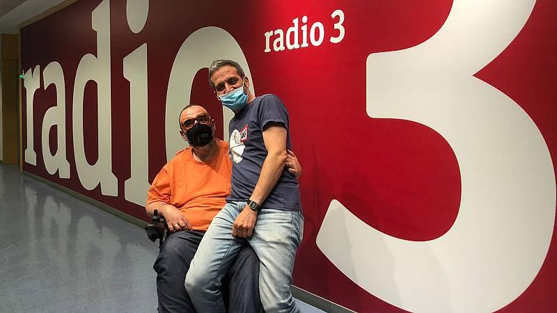 Hoy empieza todo con Ángel Carmona - Bob Pop, Sonograma y Haz tu cueva - 17/06/21 - escuchar ahora