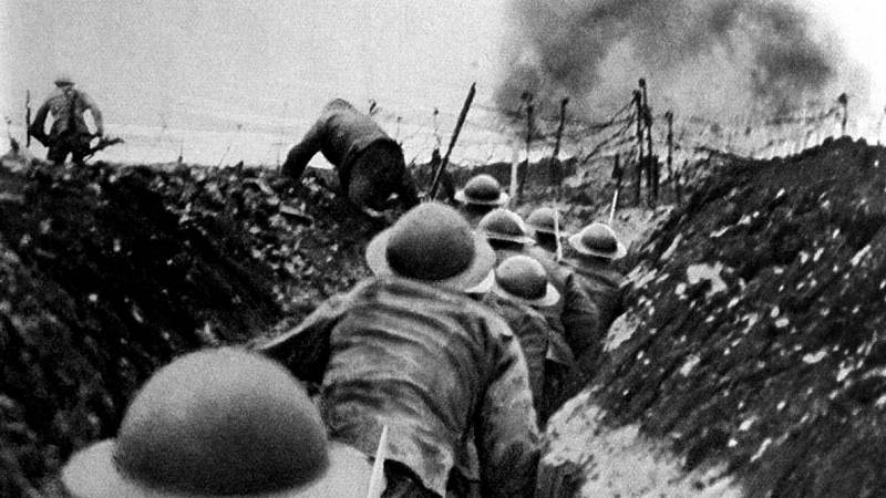 Relato sobre la Primera Guerra Mundial - escuchar ahora